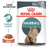 Royal Canin Royal Canin Hairball Care Gravy Wet Cat Food Pouches