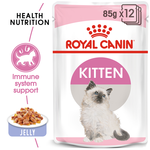 Royal Canin Royal Canin Kitten Instinctive Jelly Wet Cat Food Pouches