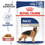 Royal Canin Royal Canin Maxi Adult Wet Dog Food
