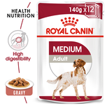 Royal Canin Royal Canin Medium Adult Wet Dog Food