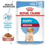 Royal Canin Royal Canin Medium Puppy Wet Dog Food