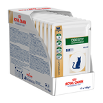 Royal Canin Veterinary Diet Royal Canin Veterinary Diet Feline Obesity Management Pouches