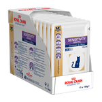 Royal Canin Veterinary Diet Royal Canin Veterinary Diet Feline Sensitivity Control Chicken And Rice Pouches