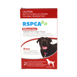 RSPCA Rspca All Wormer Large Dog