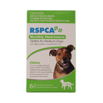 RSPCA Rspca Heartworm Medium Dog