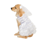Rubies Deerfield Rubies Deerfield Dog Costume Bride