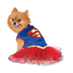 Rubies Deerfield Rubies Deerfield Dog Costume Dc Comics Supergirl Tutu