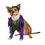 Rubies Deerfield Rubies Deerfield Dog Costume Dc Comics The Joker