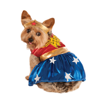 Rubies Deerfield Rubies Deerfield Dog Costume Dc Comics Wonder Woman