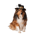 Rubies Deerfield Rubies Deerfield Dog Costume Happy New Year Hat