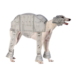 Rubies Deerfield Rubies Deerfield Dog Costume Star Wars Imperial Walker