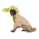 Rubies Deerfield Rubies Deerfield Dog Costume Star Wars Yoda Classic