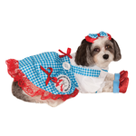 Rubies Deerfield Rubies Deerfield Dog Costume Wizard Of Oz Dorothy