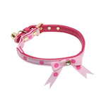 Rufus and Coco Rufus And Coco Cat Collar Ribbon Pink