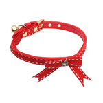 Rufus and Coco Rufus And Coco Cat Collar Ribbon Red