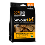 SavourLife Savourlife Chicken Flavour Biscuits