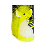 scream-cat-toy-fatty-mouse-green