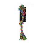 Scream Scream Rope Dog Toy 3 Knots