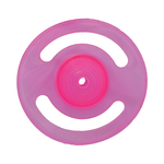 Scream Scream Treat Disk Pink