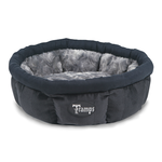 Scruffs Scruffs Tramps Aristocat Ring Bed Black
