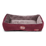Scruffs Scruffs Tramps Thermal Lounger Burgundy