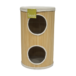 Scrunch and Sticks Scrunch And Sticks Cat Scratch Barrel Bamboo
