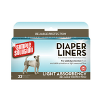 Simple Solution Simple Solution Diaper Liners Light