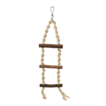 Trixie Trixie Natwood Rope Ladder 3 Rungs