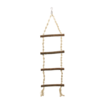 Trixie Trixie Natwood Rope Ladder 4 Rungs