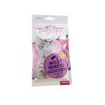 Trouble and Trix Trouble And Trix Cat Treats Milky Heart