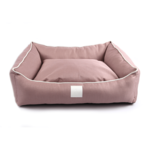 TS Pet Products Ts Isleep Linen Bed Pink