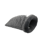 TS Pet Products Ts Quilted Pet Tunnel Grey