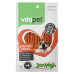 Vitapet Vitapet Jerhigh Chicken Sticks