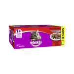 Whiskas Whiskas Meat Selections Cans 12 x 400g