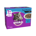 Whiskas Whiskas Wet Cat Food Adult Tuna Jelly