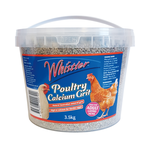 Whistler Whistler Poultry Calcium Grit Tub