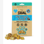 Zeal Zeal Free Range Natural Treats Fish Cubes