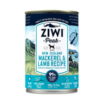 Ziwi Ziwi Peak Wet Dog Food Mackerel And Lamb