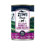 Ziwi Ziwi Peak Wet Dog Food Rabbit And Lamb