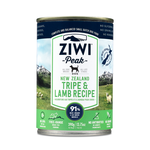 Ziwi Ziwi Peak Wet Dog Food Tripe And Lamb
