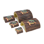 Zoo Med Zoo Med Reptile Hut Half Log