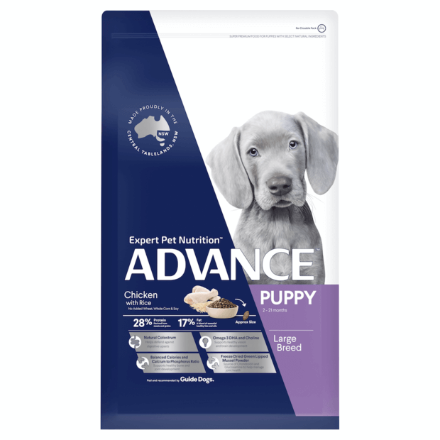 advance-puppy-growth-large-breed-dry-dog-food-chicken primary