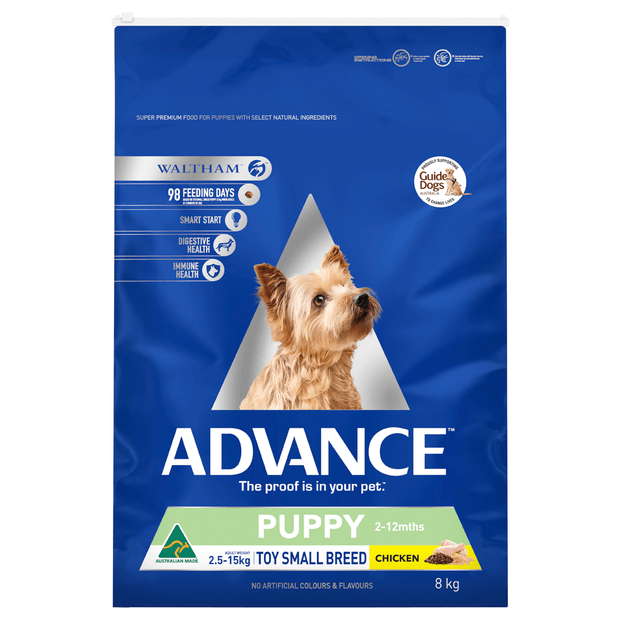 advance-puppy-growth-toy-small-breed-dry-dog-food-chicken primary