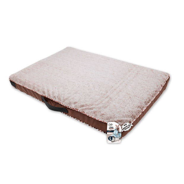 Afp Vintage Pet Carry Me Bed Brown | Pet Circle