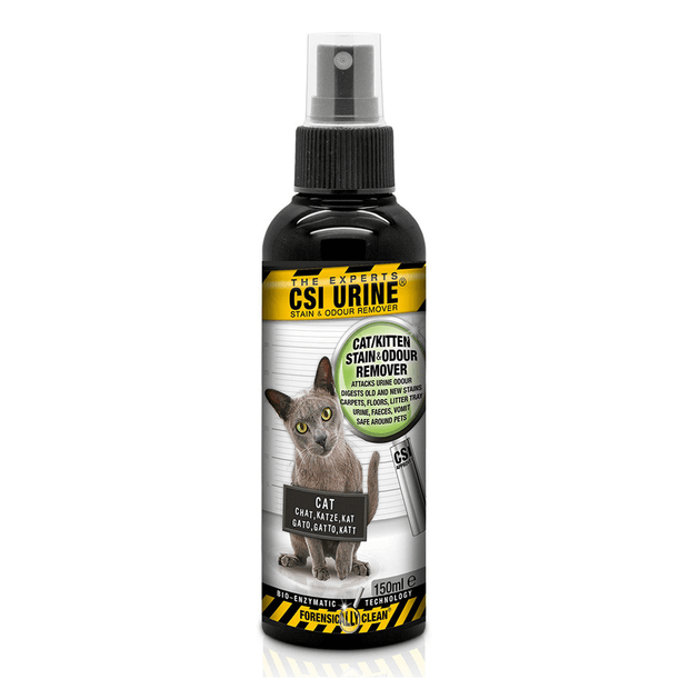 Csi Urine Cat Stain And Odour Remover