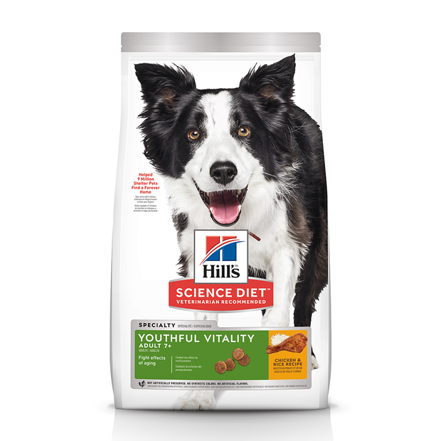 hills-science-diet-senior-7-plus-youthful-vitality-dry-dog-food primary