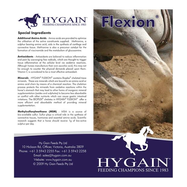 Hygain Flexion Joint Supplement | Pet Circle