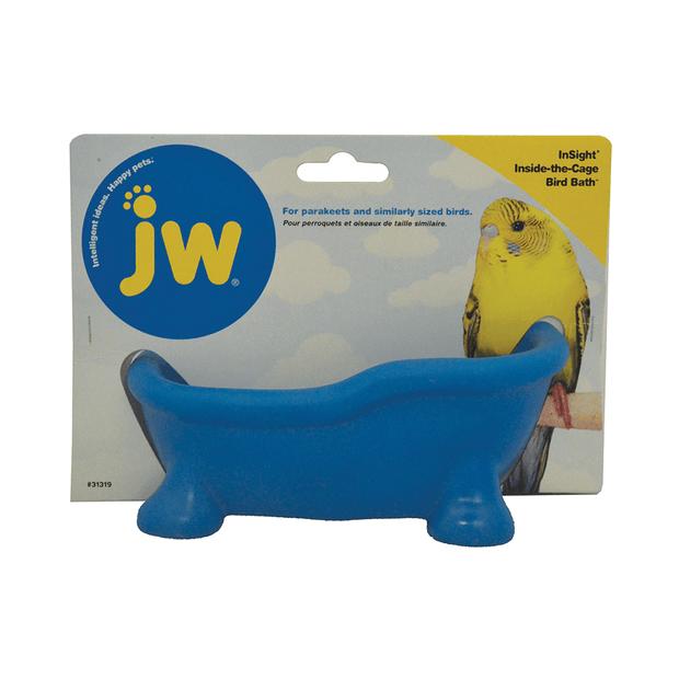 Jw Insight Bird Bath Inside The Cage