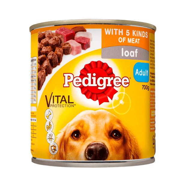 pedigree-5-meats-loaf-cans primary