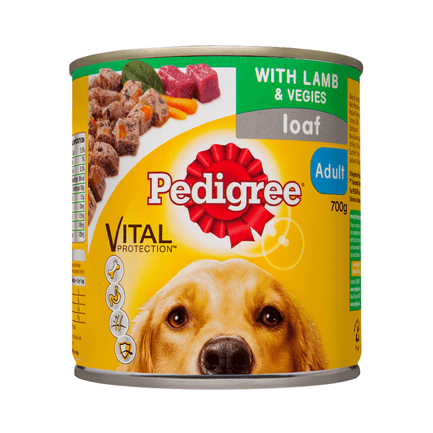pedigree-lamb-veges-loaf-cans primary
